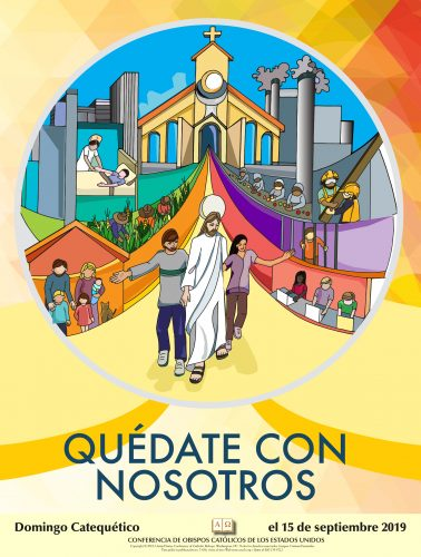 Catechetical Sunday - Official USCCB Poster - Spanish