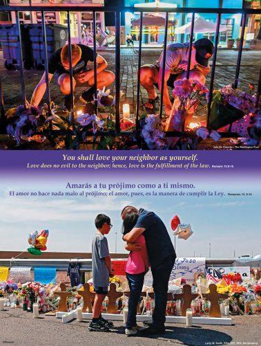 Dayton and El Paso Memorials - Bilingual