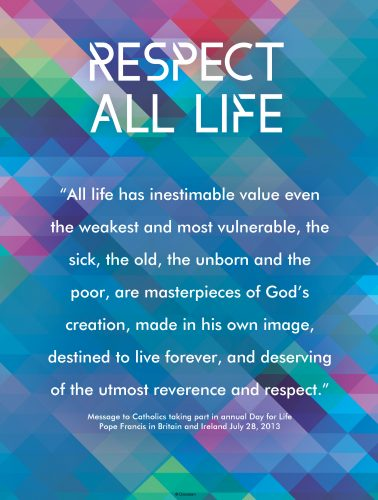 Respect Life - Day For Life Quote