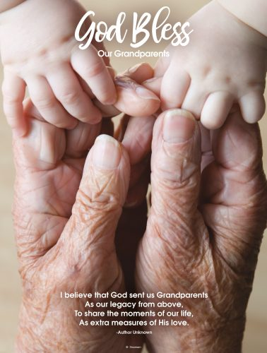 Grandparents Day Hands