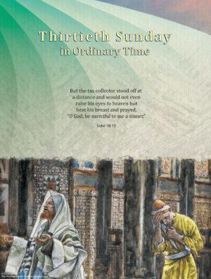 Thirtieth Sunday - Tax Collector