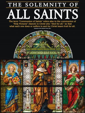 All Saints Stained Glass