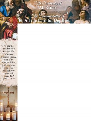 Solemnity of All Saints All Souls - Wrapper