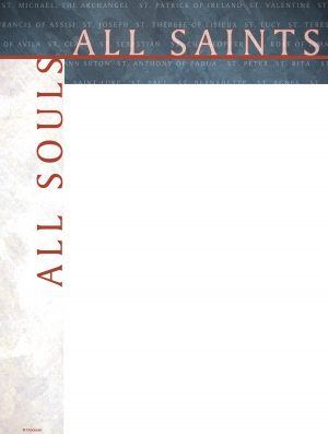 All Saints All Souls - Wrapper