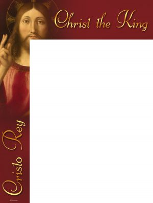 Christ the King - Bilingual Wrapper