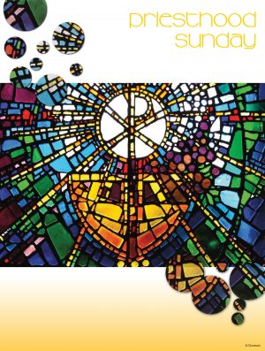 Stained Glass Priesthood Sunday