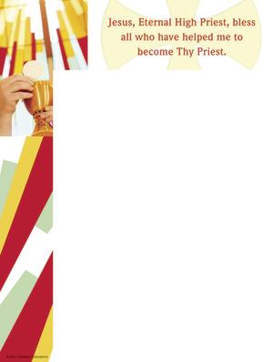 Priesthood Sunday - Thy Priest - Wrapper