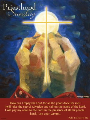 Priesthood Sunday - I Am Your Servant