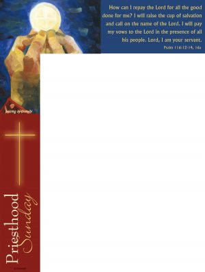 Priesthood Sunday - I Am Your Servant - Wrapper