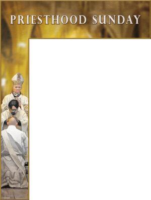 Priesthood Sunday - Wrapper