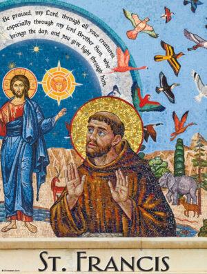 St. Francis Mosaic