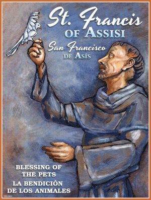 St. Francis of Assisi - Bilingual