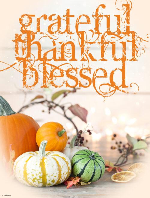 Thanksgiving Grateful