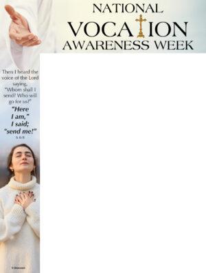 Vocation Awareness Week - Wrapper