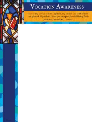Vocation Awareness - Chosen One - Wrapper