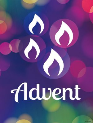 General Advent - Colorful