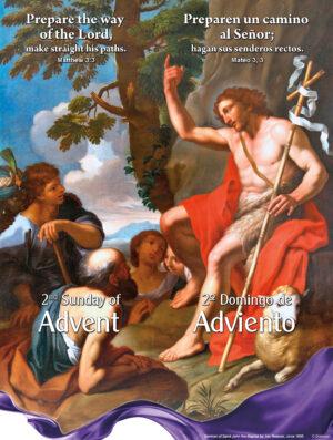 Advent Week 2 - Bilingual Traditional
