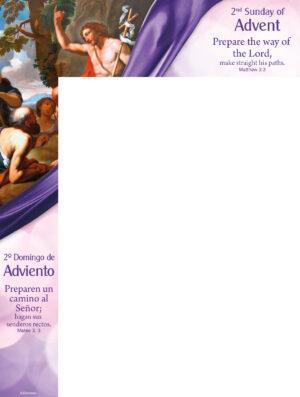 Advent Week 2 - Traditional - Bilingual Wrapper