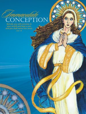 Immaculate Conception - Behold