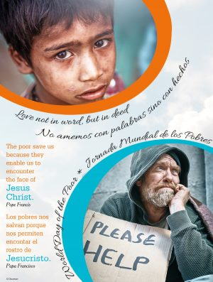 World Day of the Poor Bilingual