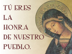 Our Lady of Guadalupe - Response - Spanish