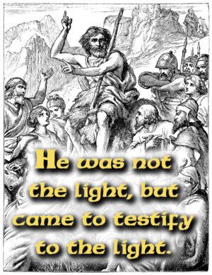 Christmas Day - Gospel - English