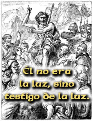 Christmas Day - Gospel - Spanish