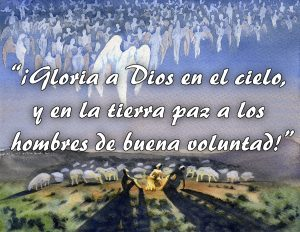 Christmas Night - Gospel - Spanish