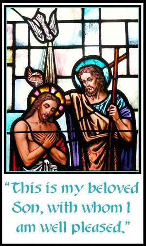 Baptism of the Lord - Gospel - English