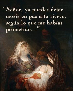 Presentation of the Lord - Gospel - Spanish