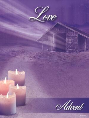 Advent - Love