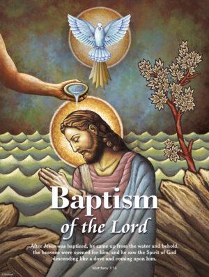 Baptism Dove