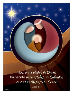 A Savior has Been Born - Bilingual