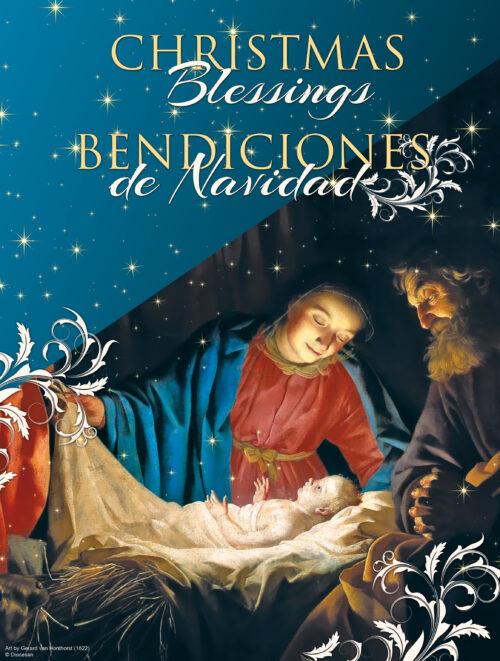 Christmas Blessings - Bilingual