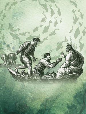 Fishers of Men Art
