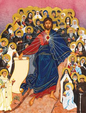 Consecrated Life - Saints - No Text