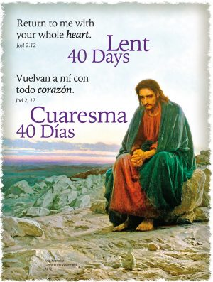 General Lent - Return to me - Bilingual