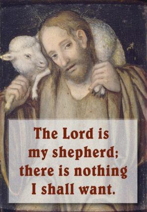 Fourth Sunday of Easter - Response - English