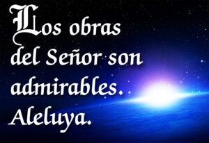 Sixth Sunday of Easter - Response - Spanish