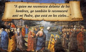 Ordinary Time - Week 12 - Gospel - Spanish