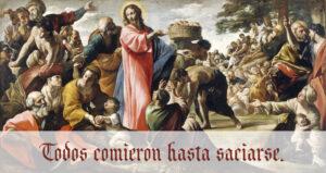 Ordinary Time - Week 18 - Gospel - Spanish