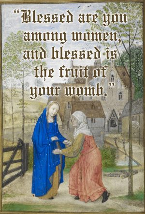 Assumption of the Blessed Virgin Mary - Gospel - English