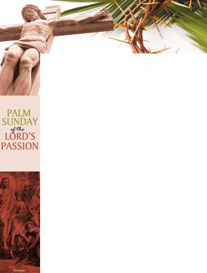 Palm Sunday of the Lord's Passion - Wrapper