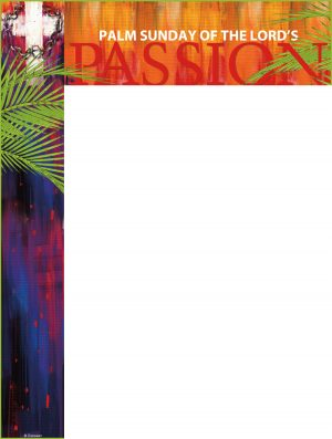 Palm Sunday - Passion - Wrapper