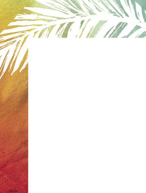 Palm Art - Wrapper