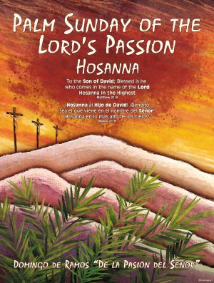 Palm Passion Hosanna Bilingual