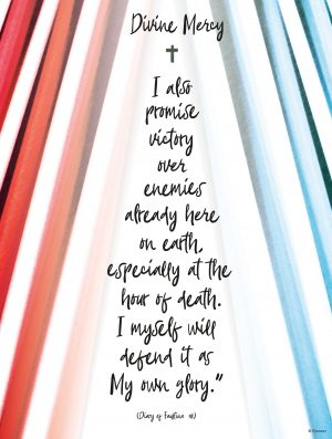 Divine Mercy - Faustina Quote