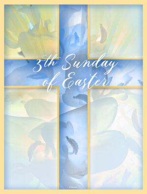 Easter Cross - 5th Sunday