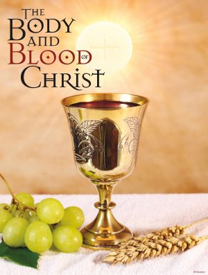 Body and Blood of Christ Altar