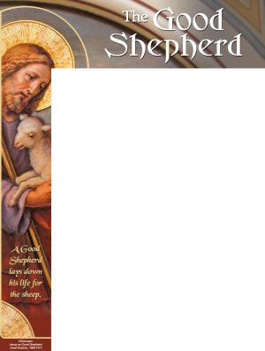 The Good Shepherd Wrapper